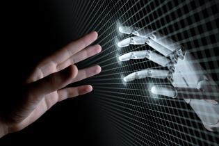 Selon Tye Brady, patron de la technologie d'Amazon Robotics, le déploiement de robots collaboratifs est la clé de la productivité, de la croissance et des emplois du futur.