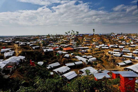 Les camps Rohingyas au Bangladesh risquent de devenir une solution permanente.