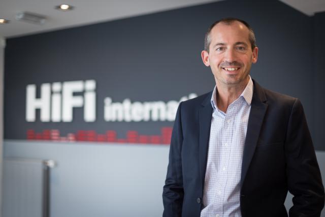 Simon de Wasseige, Directeur Luxembourg, Hi Fi International