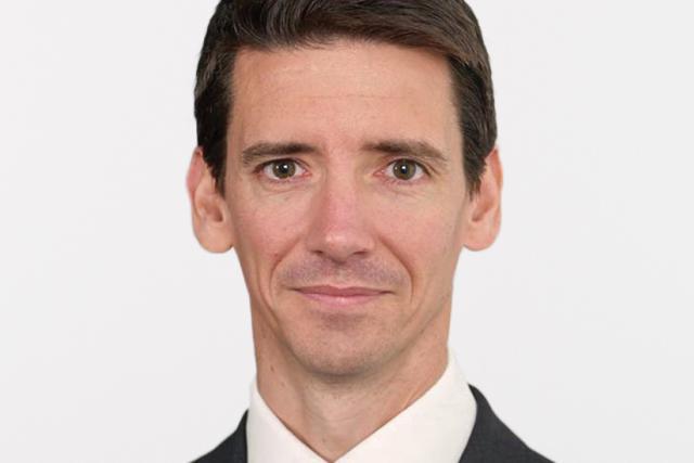 Lewis Aubrey-Johnson, d'Invesco Asset Management