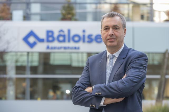Romain Braas, CEO de Bâloise Assurances Luxembourg