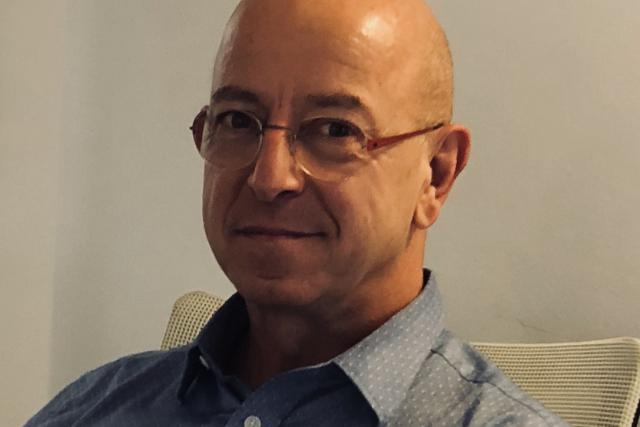Jean Bofferding, président de l'Association luxembourgeoise des ostéopathes