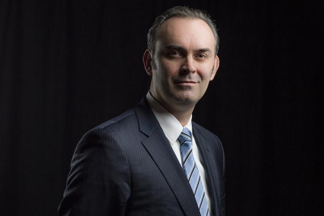 Laurent Cooreman, managing director de CBRE Luxembourg.