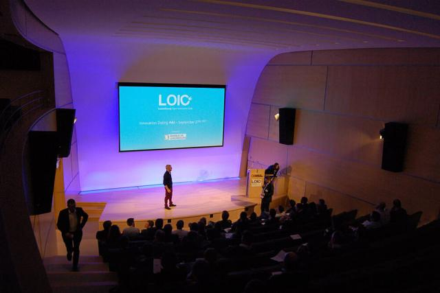 LOIC (Luxembourg Open Innovation Club)