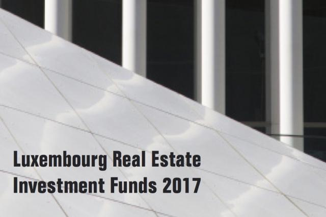 ALFI's Real Estate Investment Funds (REIFs) Survey 2017