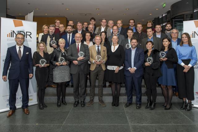 Les lauréats 2017 ESR