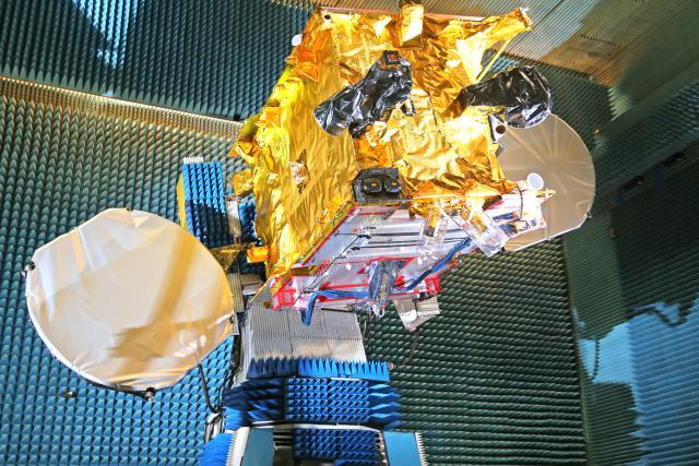 SES-11 satellite