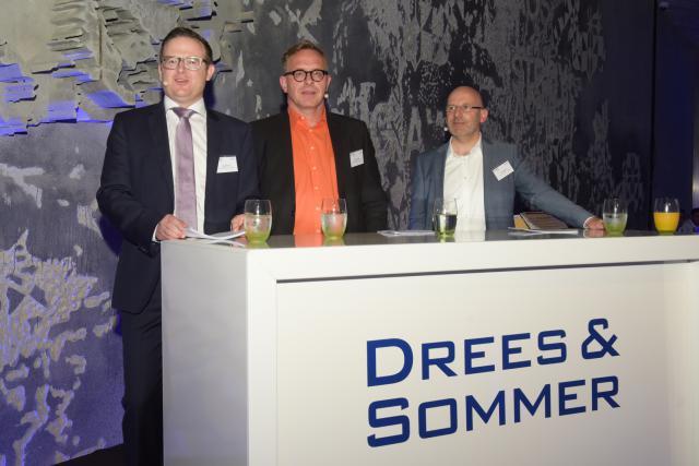 Maximilien Ast, Heiko Butter et Lothar Diederich