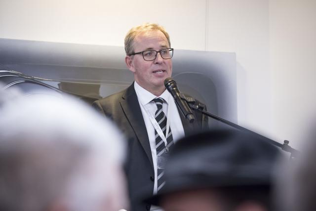 François Brouxel, managing partner du cabinet d'avocats Wildgen.