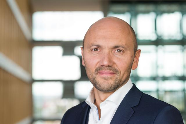 Vincent Villers, partner and Cybersecurity Leader at PwC Luxembourg.