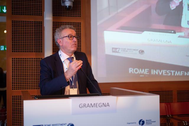 Pierre Gramegna: «Je reste optimiste que les travaux sur l'approfondissement de l'UEM se poursuivront au cours des prochains mois, et que des mesures concrètes seront trouvées pour parvenir à une Union bancaire renforcée et à la mise en place de l'Union des marchés de capitaux.»