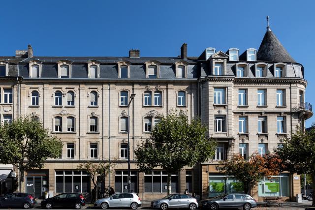 The Avenue est le troisième centre d'affaires de Ginkgo Solutions Facilities installé à Luxembourg-ville.