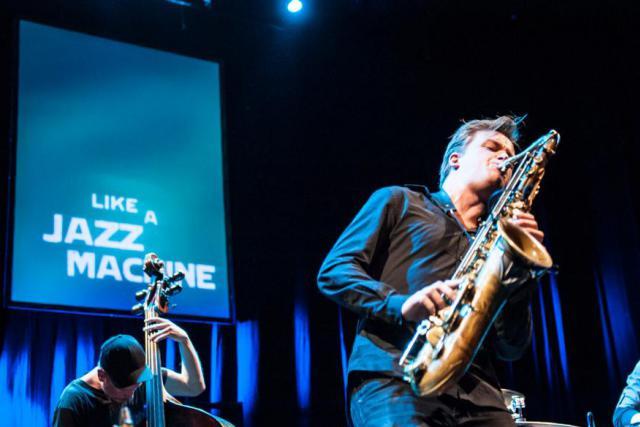 Like a Jazz Machine 2014