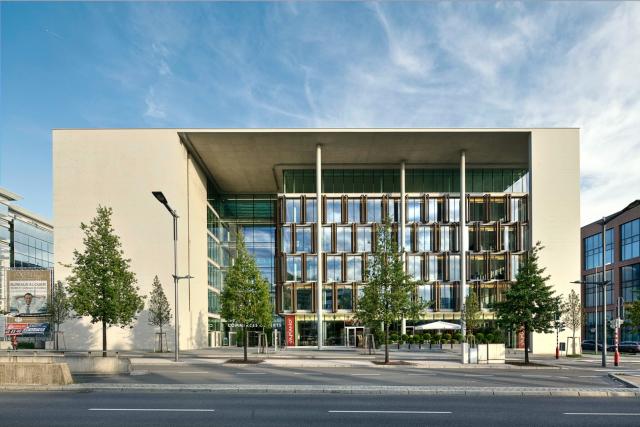 KPMG annexe Kirchberg