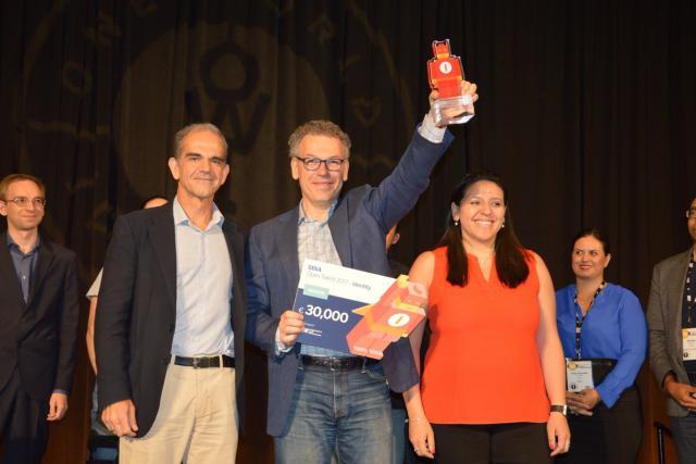 SnapSwap récompensée par BBVA