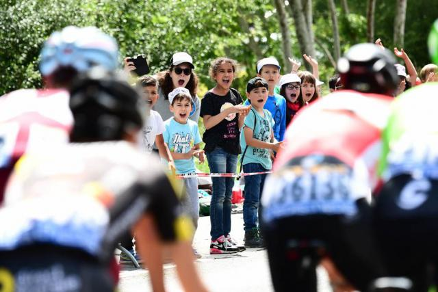 Vittel: Suivez la 4e étape Mondorf-les-Bains