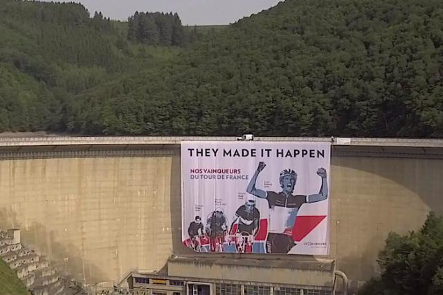 Tour de France Esch sur Sure