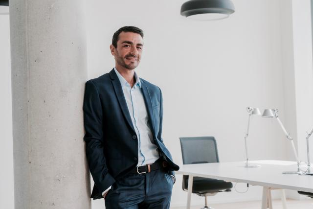 Richard Karacian (nouveau CEO de Maison Moderne)