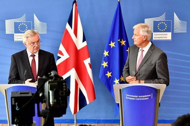 Après avoir appelé les Britanniques à négocier «sérieusement», Michel Barnier tance mercredi son homologue David Davis en retournant contre lui sa volonté de «flexibilité».