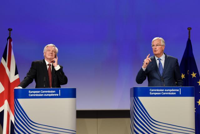 Brexit négociations