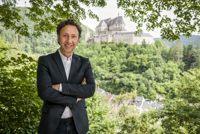 Stéphane Bern: «L'idée est de toucher des décideurs et de leur montrer le pays dans les meilleures conditions possibles.»