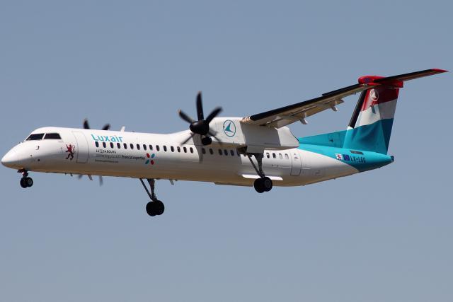 Suivant les consignes passées en France Luxair a annulé ce mardi un de ses trois allers-retours vers Paris