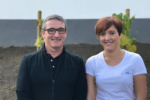 Jeanette et Hermann Spanier, de Gerüstbau Spanier & Wiedemann