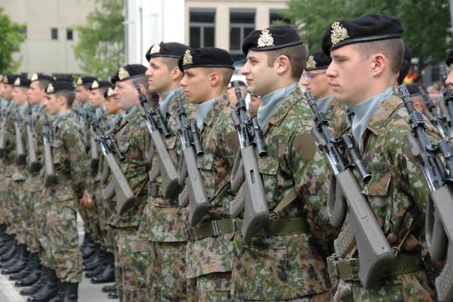 Armée luxembourgeoise