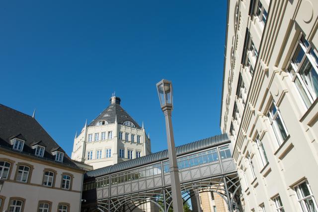 Cité judiciaire à Luxembourg-ville