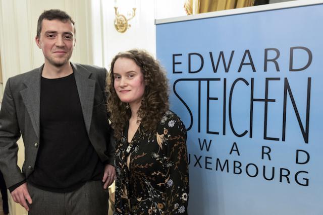 Daniel Wagener et Esther Hovers partiront respectivement quatre et six mois en résidence à New York.