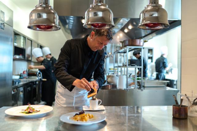 Restaurant, Roberto Fani