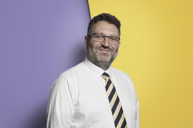Isaak Dayan, CEO de Dartalis