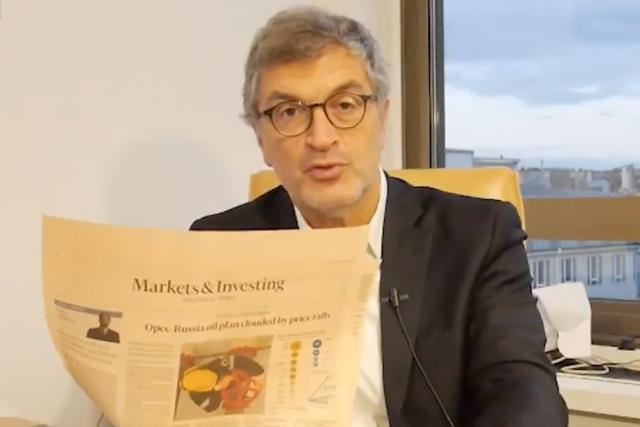 Marc Fiorentino 28 novembre