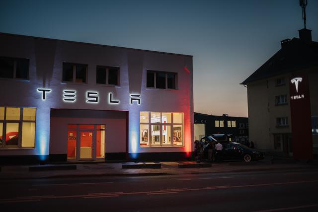 Concession Tesla
