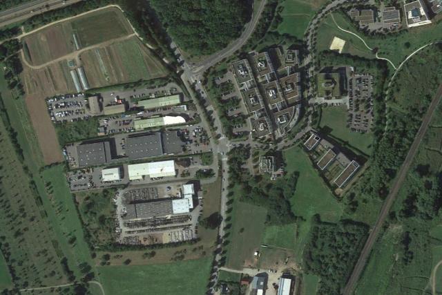 Zone industrielle de Munsbach