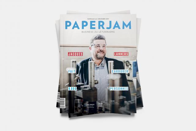 Paperjam décembre 2017
