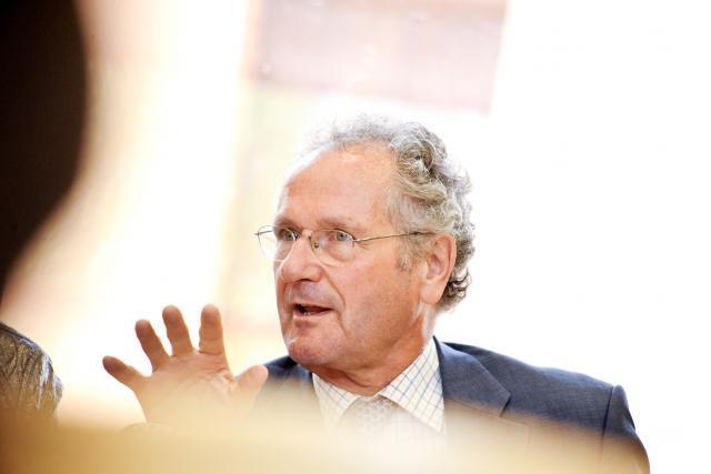 Paul Helminger, président du conseil d'administration de Cargolux et de Luxair
