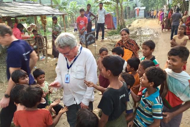 Marc Elvinger Rohingyas