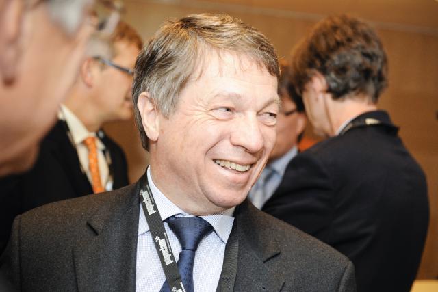Robert Dennewald a été président de la FEDIL de 2006 à 2016