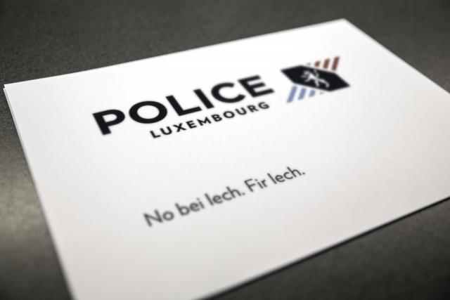 Le projet «Axe 2», imaginé par l'agence Vous, fait partie des propositions qui n'ont pas été retenues par la police.