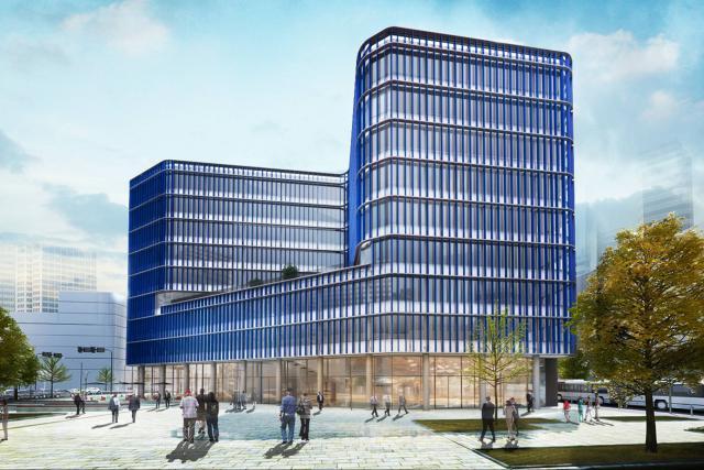 Les nouveaux locaux d'ARHS verront le jour à Belval en 2019, dans le bâtiment «Naos», dont la société sera la principale locataire