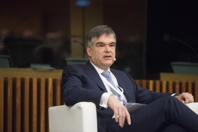 Claude Marx, directeur général de la CSSF