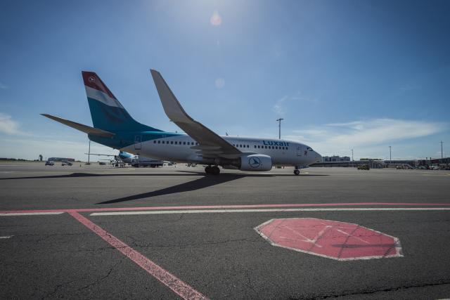 Luxair/Luxairport