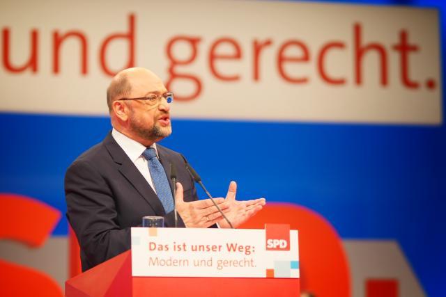 Martin Schulz, SPD