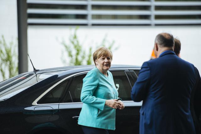 Angela Merkel, CDU/CSU