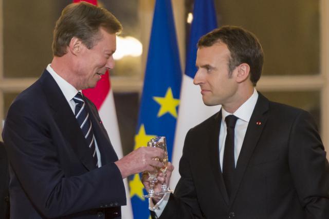 Grand-Duc Emmanuel Macron