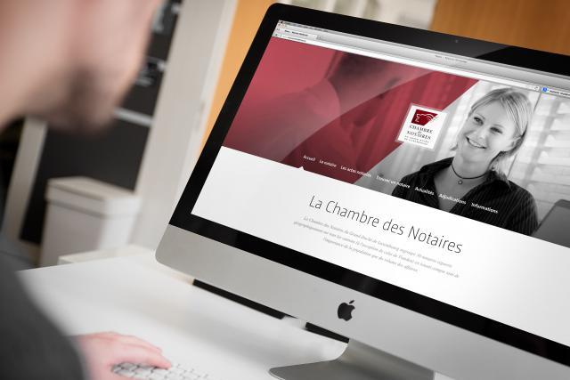 Site de la Chambre des Notaires