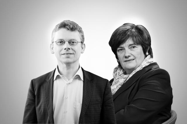 Muriel Bouchet et Michèle Detaille