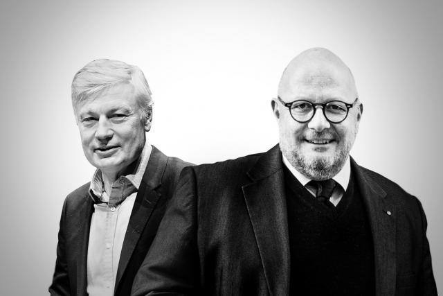 Claude Wiseler et Marc Angel sont en désaccord au sujet d'une présidence unique au sein de l'UE