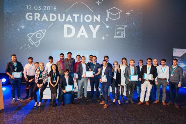 Sur les 10 start-up sélectionnées, trois sont luxembourgeoises